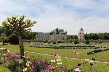 Château de Chenonceau en Val de Loire - Amboise