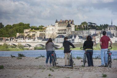 Loire à Vélo Amboise Val de Loire