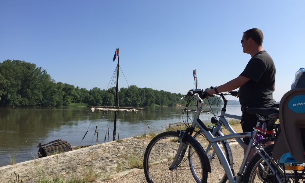 A cycling weekend in the Loire Valley