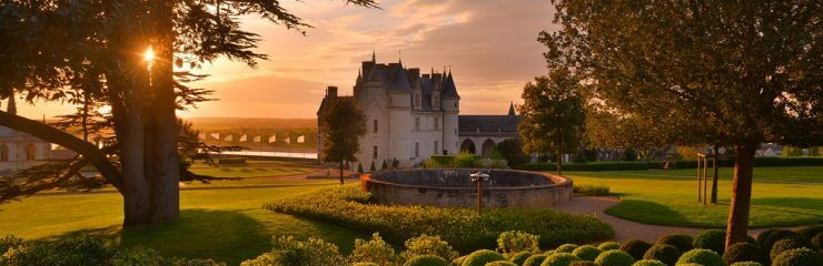 Chateaux and Gardens