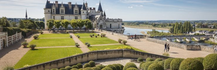 Chateaux & gardens