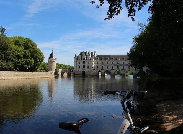 Hiking and cycling in the Loire Valley
