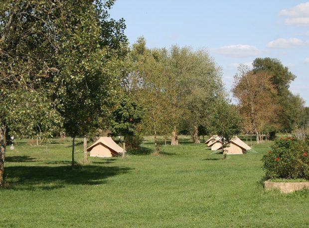 Campground Le Verdeau – Chargé