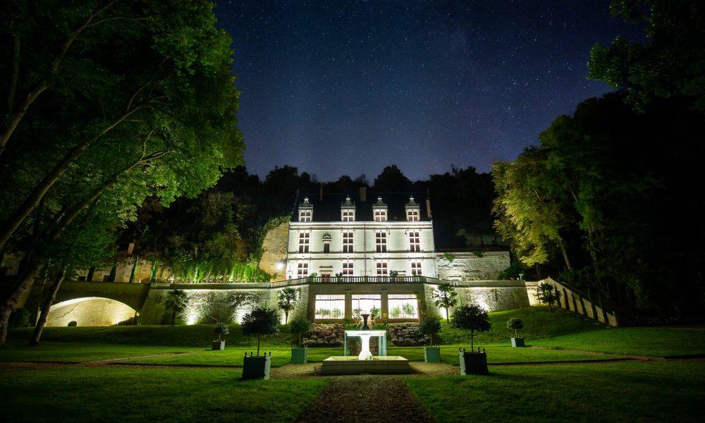 3.Vue Nocturne du Château – 3
