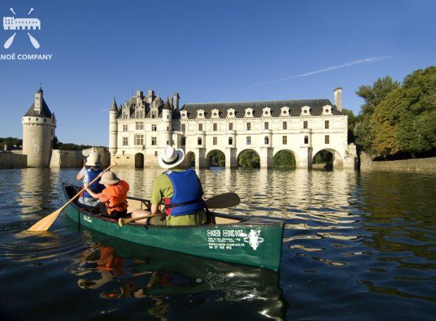 Canoe company Cher