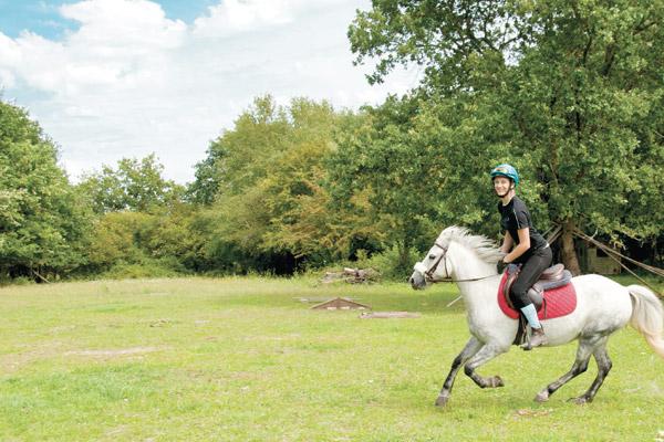 La Perchais Horse riding Centre