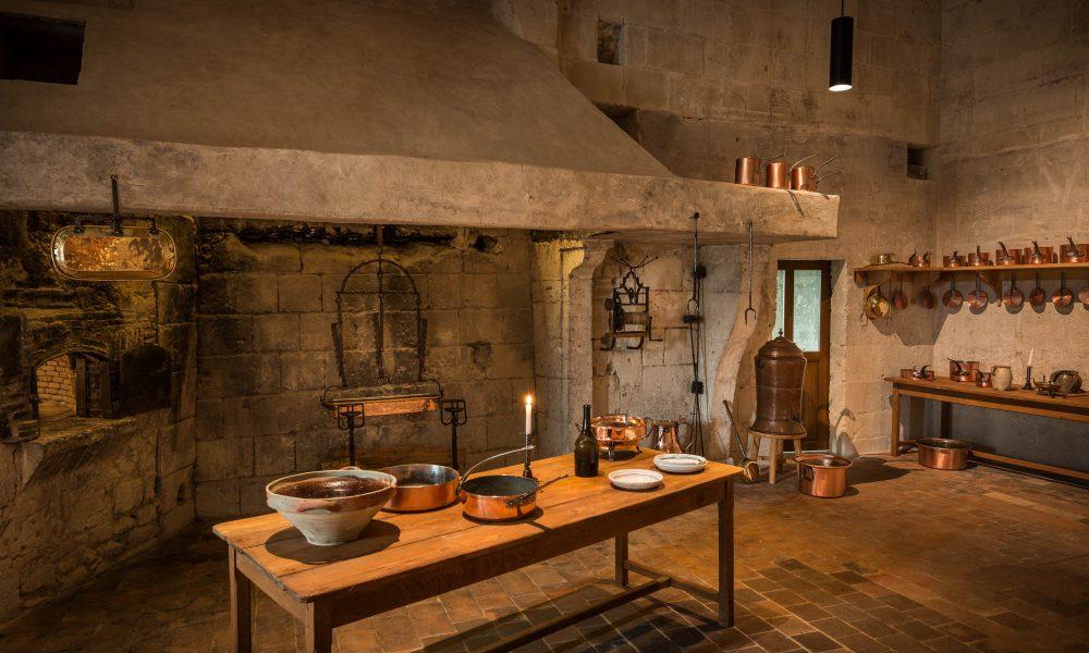 Cuisines XVIIIe Chambord © Léonard de Serres (7)