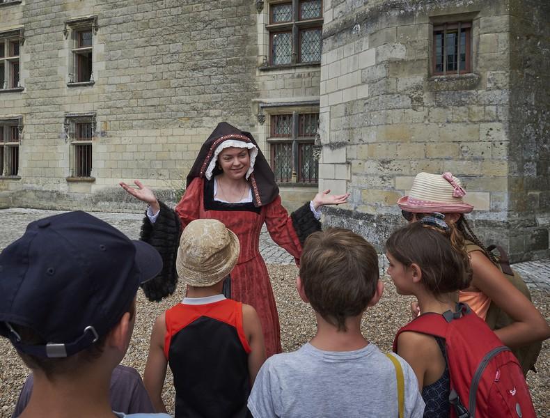 Sur les pas d'Anne de Bretagne