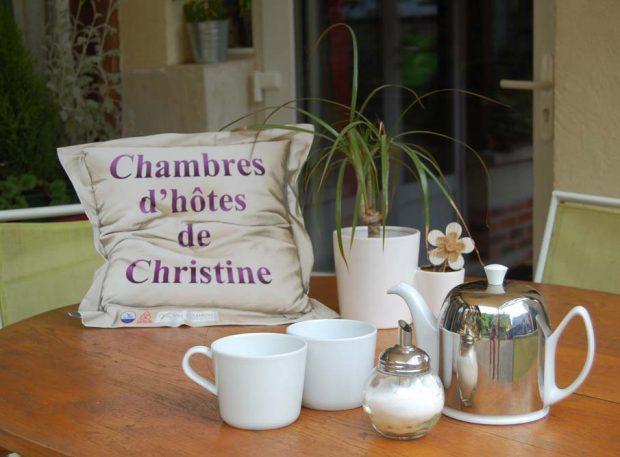 Les chambres de Christine