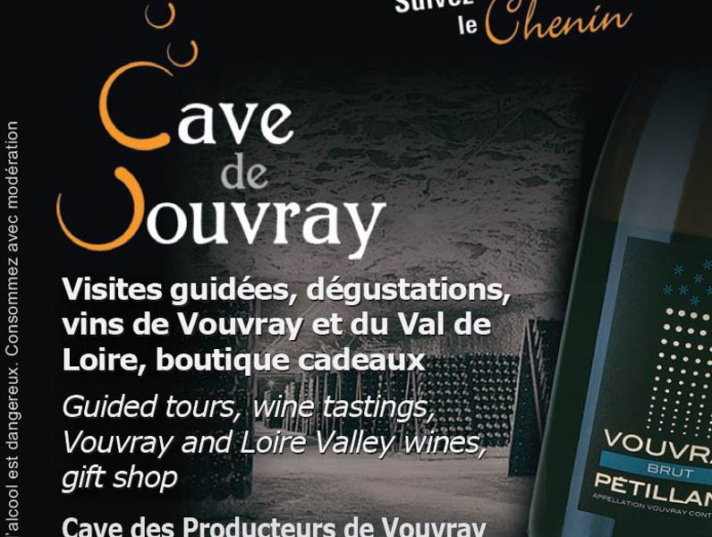 Vouvray wine – Wine tasting, France.