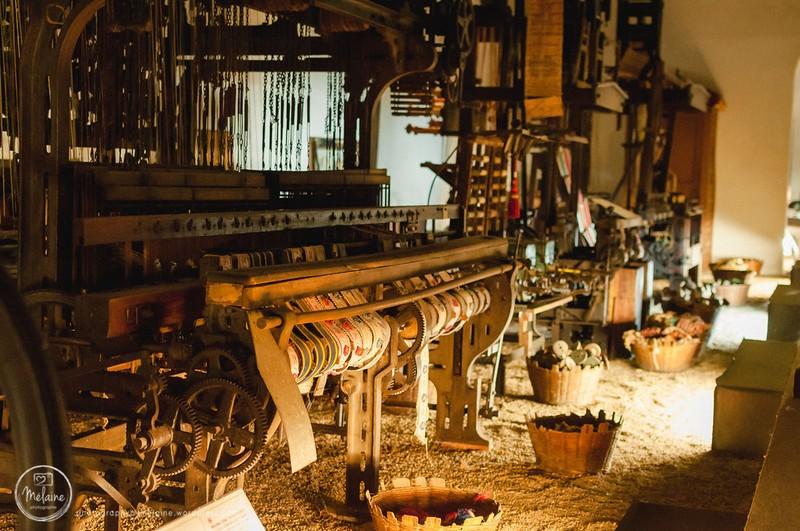 Métier à tisser – Musée Maurice Dufresne