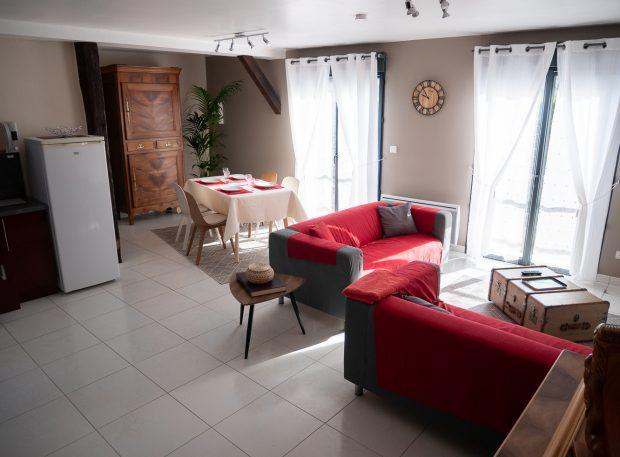 Gîte Henri II Amboise-Chenonceau-Val de Loire
