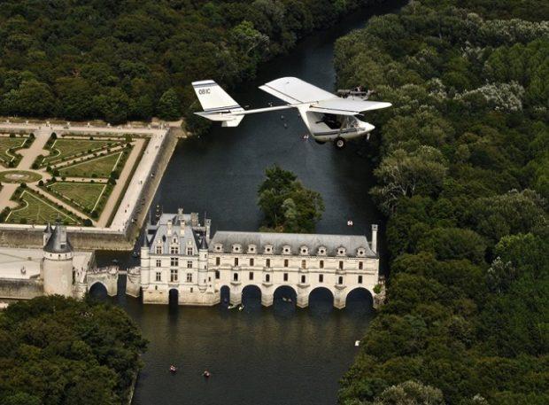 Base ulm des châteaux – microlight flights