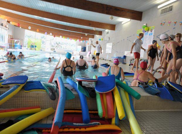 Swimming pool Georges Vallerey