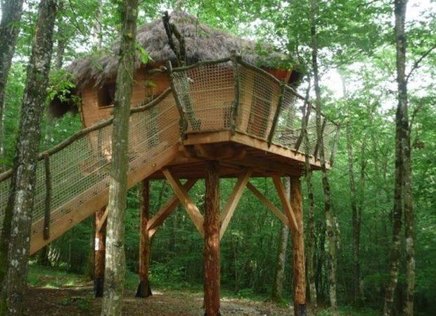 Yurt and Spa